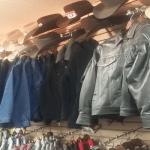 Western Wear San Diego, Levis Jacket, El Centenario