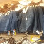 Western Wear San Diego, Denim jackets, El Centenario